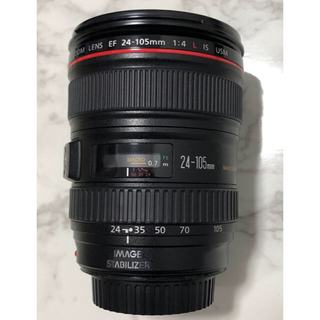キヤノン(Canon)のCanon   EF24〜105 F4 L IS USM(レンズ(ズーム))