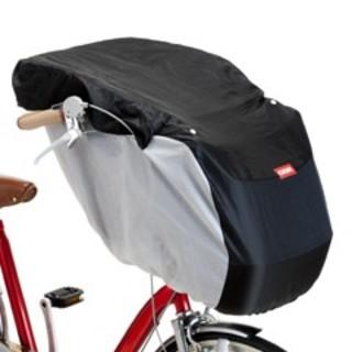オージーケー(OGK)の自転車レインカバー rcf-001(自動車用チャイルドシートカバー)