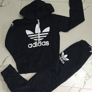 アディダス(adidas)の(adidas  Originals) アディダスオリジナルス セットアップ上下(パーカー)