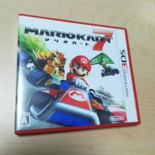 ニンテンドー3DS(ニンテンドー3DS)の3DS マリオカート(携帯用ゲームソフト)