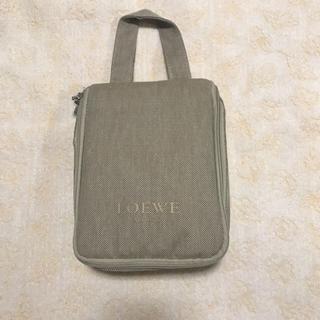 ロエベ(LOEWE)のJALファーストクラスアメニティポーチ(旅行用品)