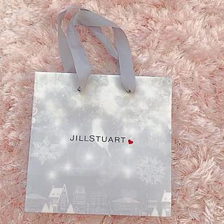 ジルスチュアート(JILLSTUART)の+゚。* ジルスチュアート ホワイトラブストーリー 限定 ショッパー 中*。゚+(ショップ袋)