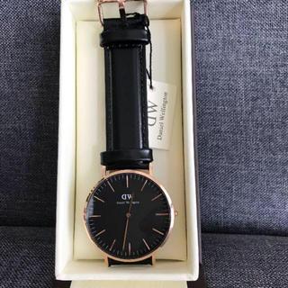ダニエルウェリントン(Daniel Wellington)の年末セール❗️ ダニエルウェリントン 腕時計 定番40MM ローズゴールド(腕時計(アナログ))