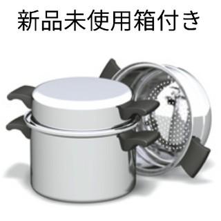 アムウェイ(Amway)の4Lシチューパン 新品(鍋/フライパン)
