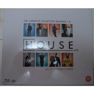 ドクター・ハウス シーズン1-8 (Blu-ray) 欧州盤