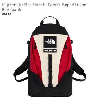 シュプリーム(Supreme)の【最安値‼️】Sup/TNF Expedition Backpack (バッグパック/リュック)