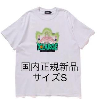 エクストララージ(XLARGE)のX-LARGE x DRAGON BALL超 ブロリー TEE Tシャツ (Tシャツ/カットソー(半袖/袖なし))