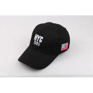 ★大人気のNYCキャップ  ブラック★(キャップ)
