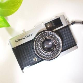 オリンパス(OLYMPUS)の【保証有り】美品クラス・整備済み・完動品♪OLYMPUS TRIP35(フィルムカメラ)