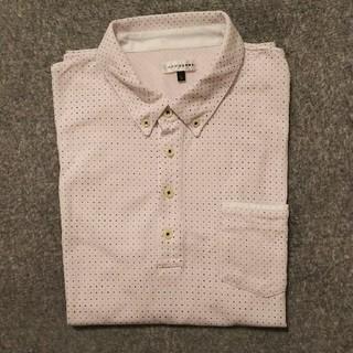 アーヴェヴェ(a.v.v)のa.v.v半袖ポロシャツ(Tシャツ/カットソー(半袖/袖なし))