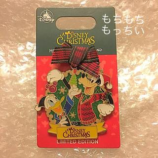 ディズニー(Disney)のドナグ  本日発売  香港ディズニー  クリスマス  ピンバッチ(バッジ/ピンバッジ)