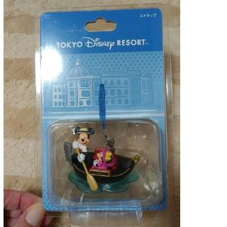 ディズニー(Disney)のTDS ミッキー・ミニー ストラップ(ストラップ/イヤホンジャック)