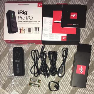 美品 irig pro i/o ik multimedia インターフェース