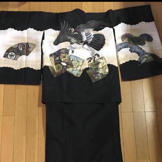 着物 袴セット 男の子 (和服/着物)