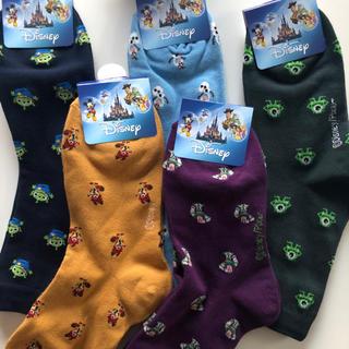 ディズニー(Disney)のディズニー靴下セット‼️送料無料(ソックス)
