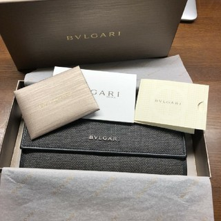 ブルガリ(BVLGARI)のBVLGARI 長財布(折り財布)