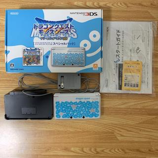 ニンテンドー3DS(ニンテンドー3DS)の 3DS 本体 ドラゴンクエストモンスターズ テリー(携帯用ゲーム機本体)