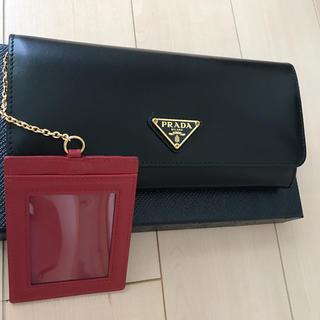 プラダ(PRADA)の新品プラダ長財布(財布)