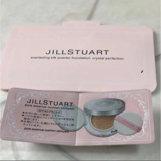 ジルスチュアート(JILLSTUART)のJILLSTUART ジルスチュアート ファンデーション(サンプル/トライアルキット)
