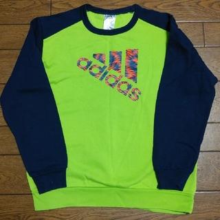 アディダス(adidas)のadidasトレーナー 160(Tシャツ/カットソー)