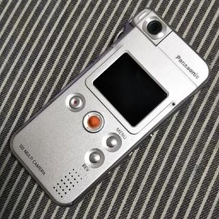Panasonic - 送料込み パナソニックSDマルチカメラ SV-AS10