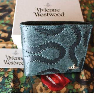新品 ヴィヴィアン 2018ss スクイグルウォレット(折り財布)