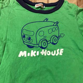 ミキハウス(mikihouse)のミキハウス Tシャツ♡120(Tシャツ/カットソー)