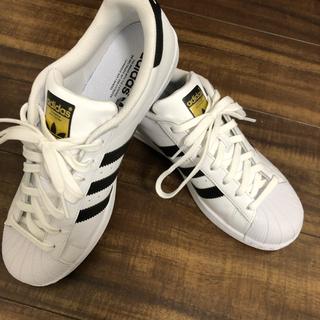 アディダス(adidas)のアディダススーパースター(スニーカー)