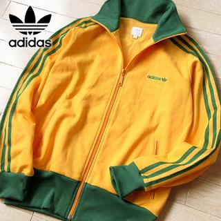アディダス(adidas)の美品 OT アディダス 90's レディース ジャージ/ジャケット イエロー(その他)