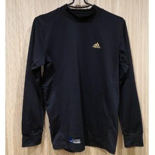 アディダス(adidas)のアディダス アンダーシャツ 黒 M(ウェア)