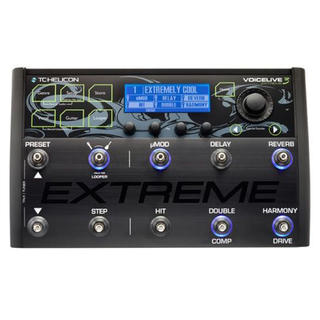 ボス(BOSS)の新品TC HELICON Voice Live 3 Extreme エフェクター(エフェクター)