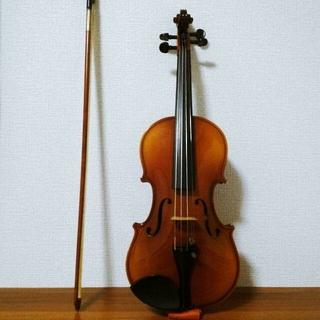 【極美品】ルドルフフィドラー 1/2 バイオリン Rudolph Fiedler(ヴァイオリン)