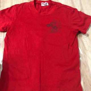 ミキハウス(mikihouse)のミキハウス 半袖シャツ♡120(Tシャツ/カットソー)