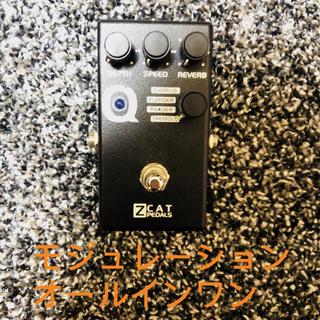 zcat pedals Q-MOD(エフェクター)