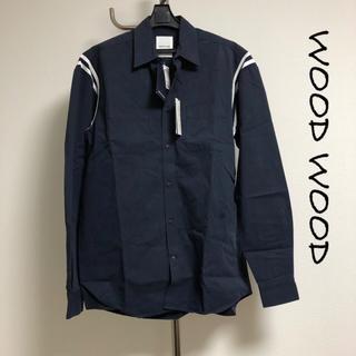 ウッドウッド(WOOD WOOD)のWOOD WOOD / シャツ / サイズ1 未使用品(シャツ)