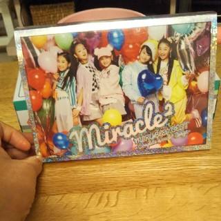 バンダイ(BANDAI)のmiracle2ミラクルちゅーんずCD、DVD(キッズ/ファミリー)