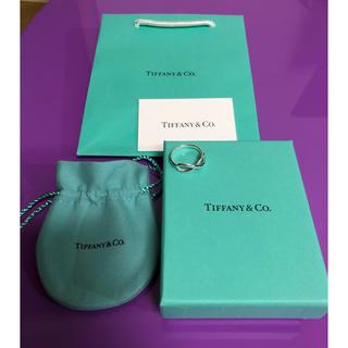 ティファニー(Tiffany & Co.)のTiffany ティファニー インフィニティリング 13号(リング(指輪))