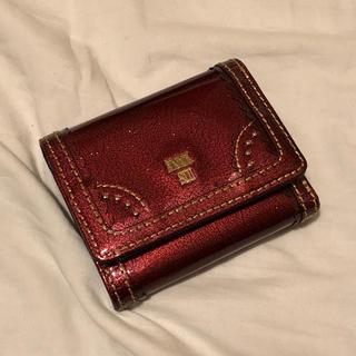 アナスイ(ANNA SUI)のANNA SUI 財布(折り財布)