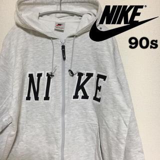 ナイキ(NIKE)の90s Nike hullzip paker(パーカー)
