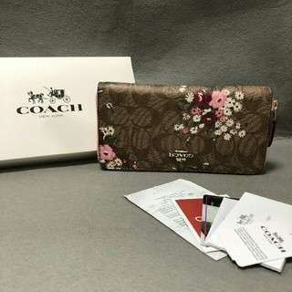 コーチ(COACH)のコーチCOACH長財布国内発送 F29931(長財布)