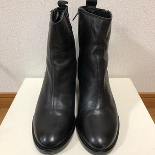 ローズバッド(ROSE BUD)の【未使用】ダブルジップショートブーツ(ブーツ)