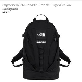 シュプリーム(Supreme)のSupreme NorthFace Backpack Black(バッグパック/リュック)