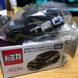 トヨタ(トヨタ)の希少◆トミカ ミニカー FJ クルーザー TRD イオン限定(模型/プラモデル)