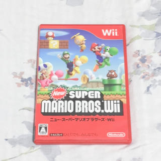 Wii - ニュースーパーマリオブラザーズ Wii ウィー