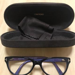 トムフォード(TOM FORD)のトムフォード メガネ TF5292 黒 Tom Ford(サングラス/メガネ)