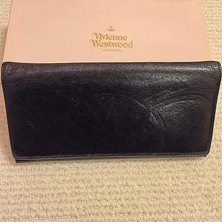 ヴィヴィアンウエストウッド(Vivienne Westwood)の良品◇正規品◇vivianne Westwood メンズ長財布(長財布)