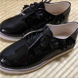 ザラ(ZARA)のザラ  プラットフォームシューズ(ローファー/革靴)