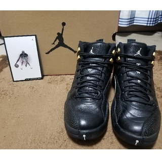 ナイキ(NIKE)のNIKE AIR JORDAN 12 RETRO THE MASTER (スニーカー)
