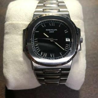 パテックフィリップ(PATEK PHILIPPE)のパテックフィリップ ノーチラス タイプ時計(腕時計(アナログ))
