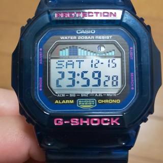 ジーショック(G-SHOCK)のCASIO GーSHOCK GLX5600 Blue(腕時計(デジタル))
